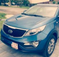 Kia Sportage Space Blue 2.0 CRDI