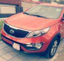 Kia Sportage Techno Orange 2.0 CRDI
