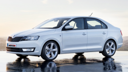Škoda Rapid 1.2 TSI ambition