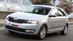 Škoda Rapid Spaceback 1.2 TSI ambition plus