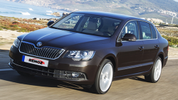 Škoda Superb II 1.6 TDi