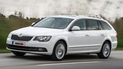Škoda Superb II 4x4 Combi 2.0 TDi Ambition